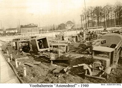 Astene terrein 1940